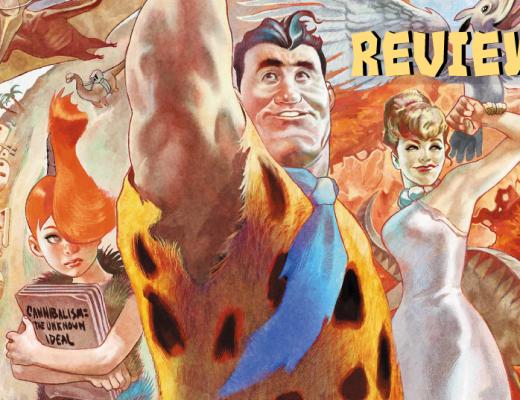 Os Flintstones volume 1 - 00