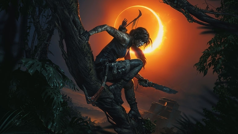 Capa do jogo Shadow of the Tomb Raider