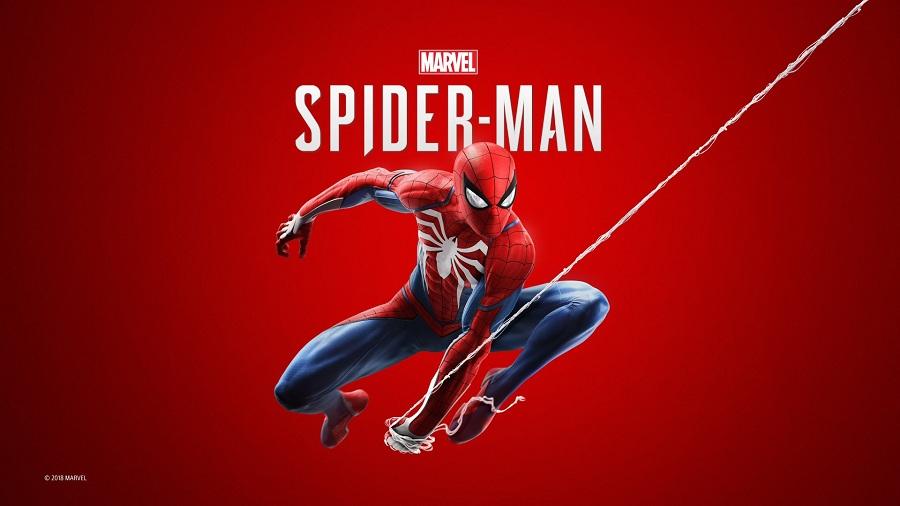 Capa do jogo Spider-man