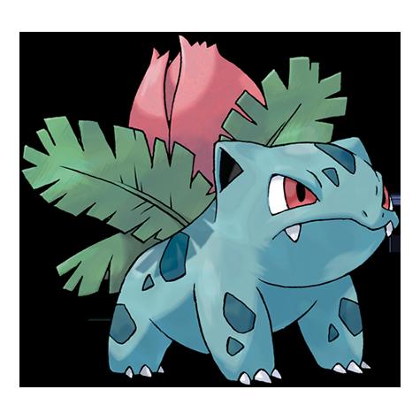 Pokémon Ivysaur
