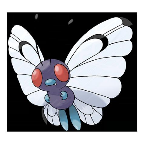 Pokémon Butterfree