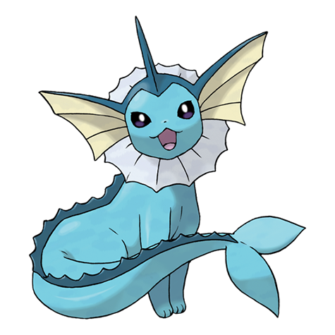Pokémon Vaporeon