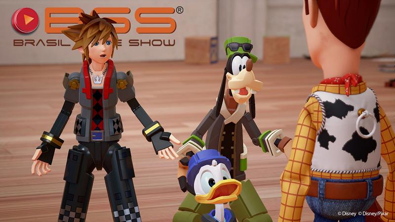 Imagem de capa de Kingdom Hearts 3 no mundo Toy Box