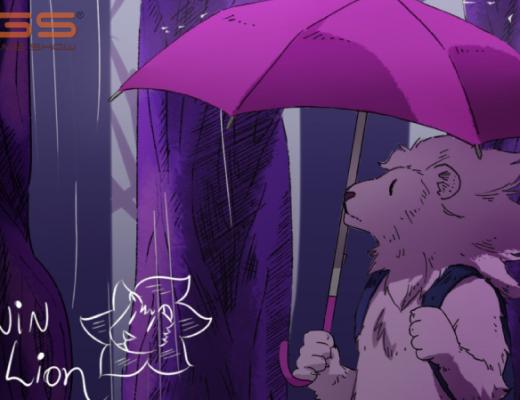 Imagem de capa sobre o jogo Lenin The Lion