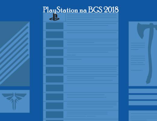 Imagem do post sobre os jogos que estarão jogáveis no estande da PlayStation na BGS.