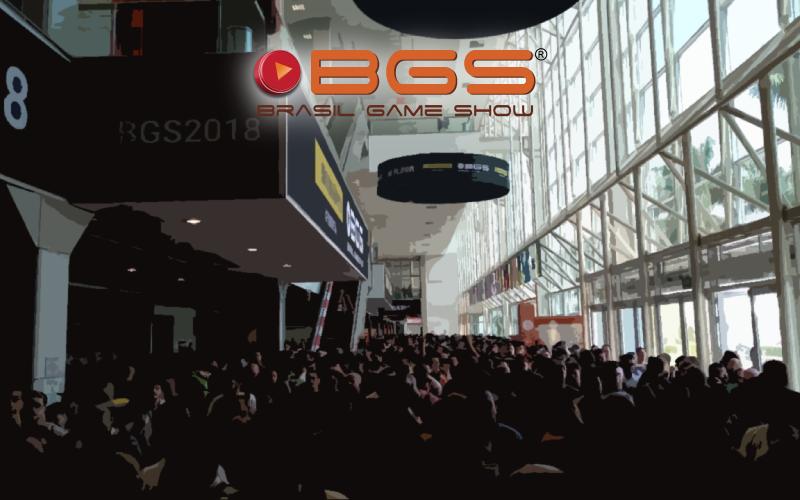 Capa do texto sobre como foi a BGS 2018