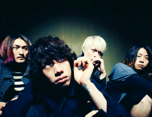 Capa do post com a imagem da banda One Ok Rock