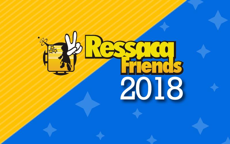 Imagem de capa sobre o Ressaca Friends 2018