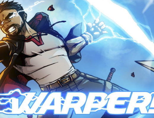 Warper! - Capa do post