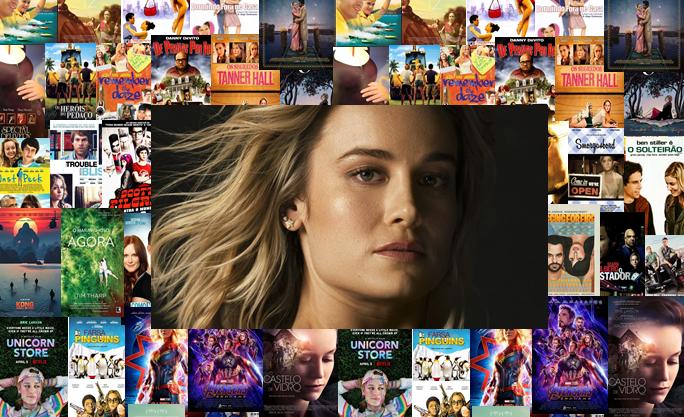 Brie Larson e todos os filmes que ela atuou